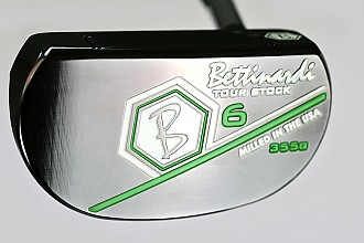 2014 BETTINARDI TS6 JAPAN ONLY BLACK PVD
